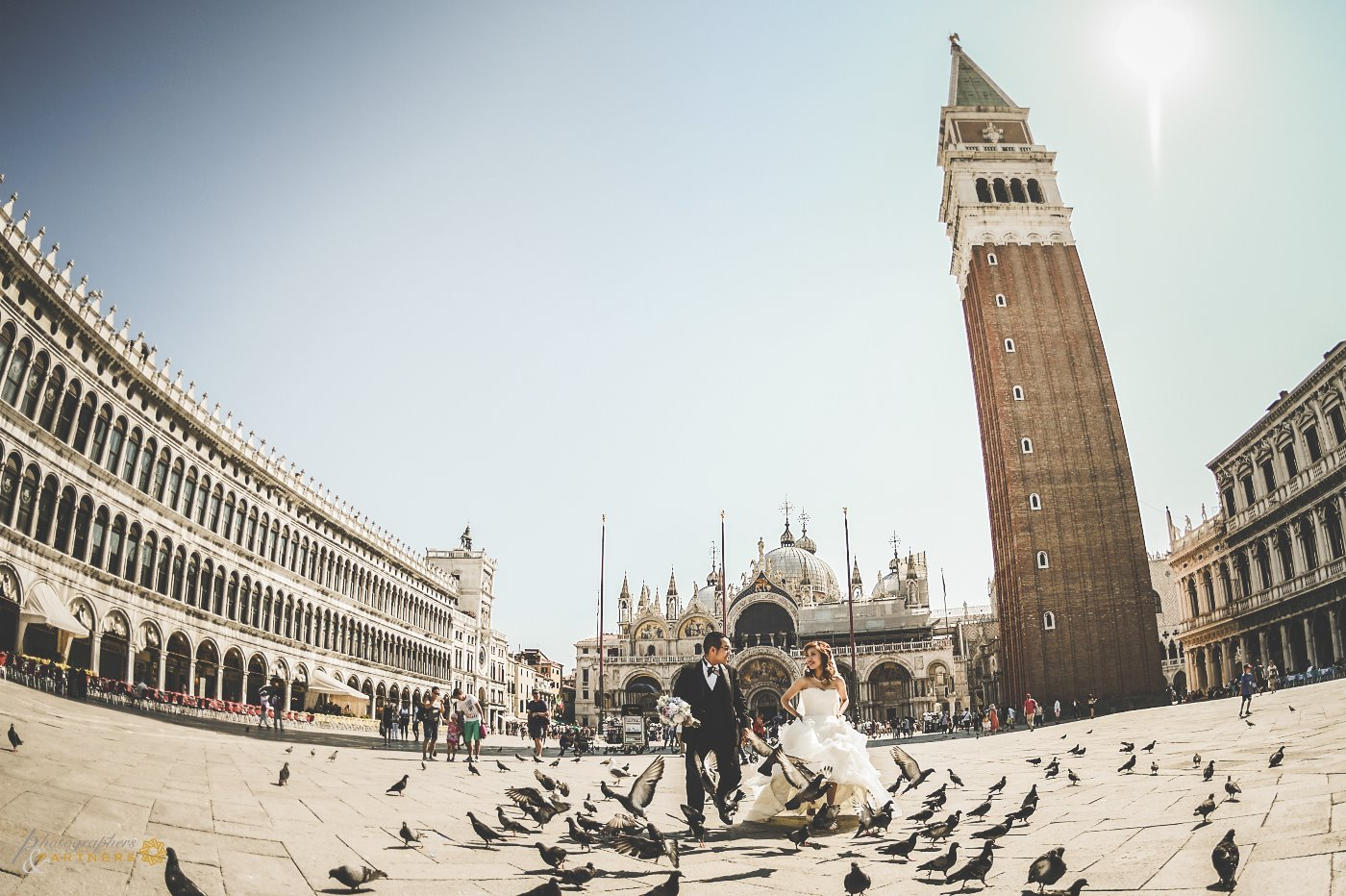 St. Marco Square!