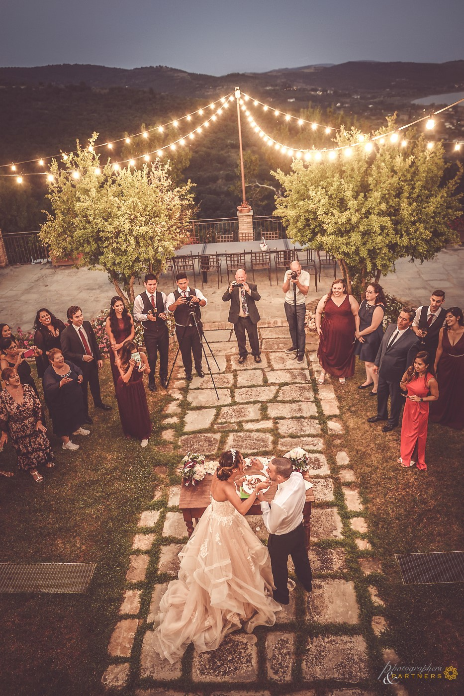 Good the wedding cake 🍰