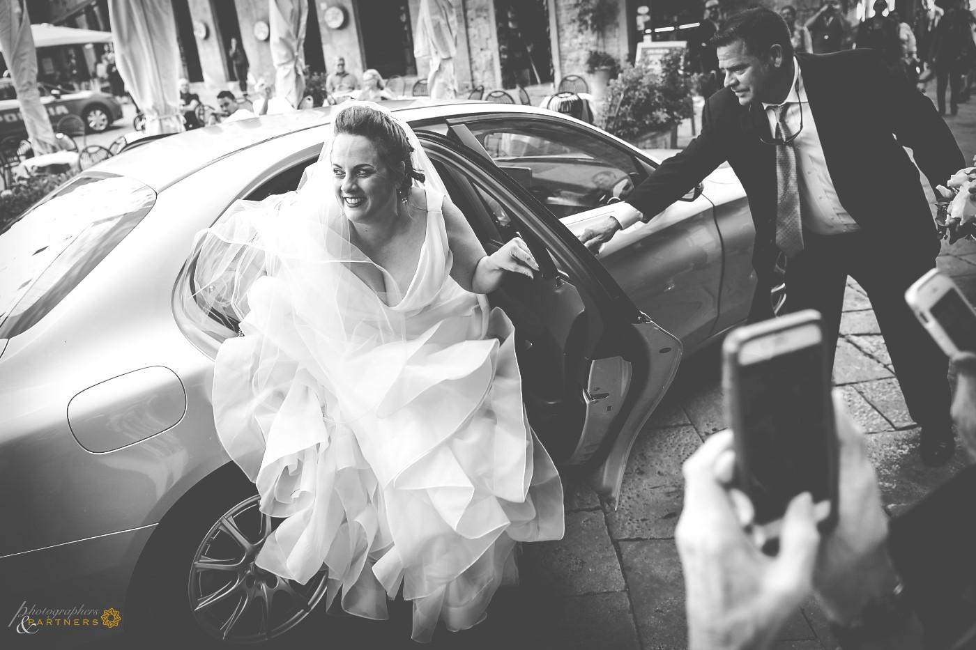The bride! 💐