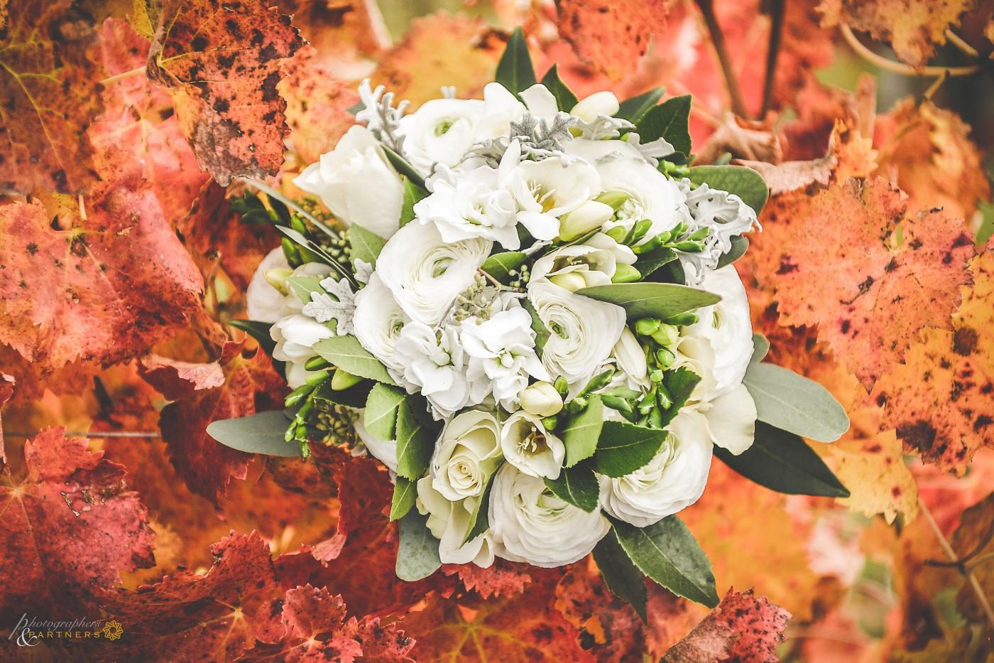 The bride's bouquet 💐