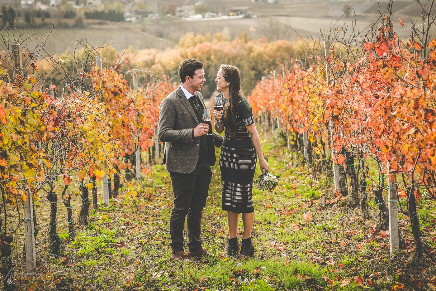🍃 In the vineyard of Montefalco 🍃