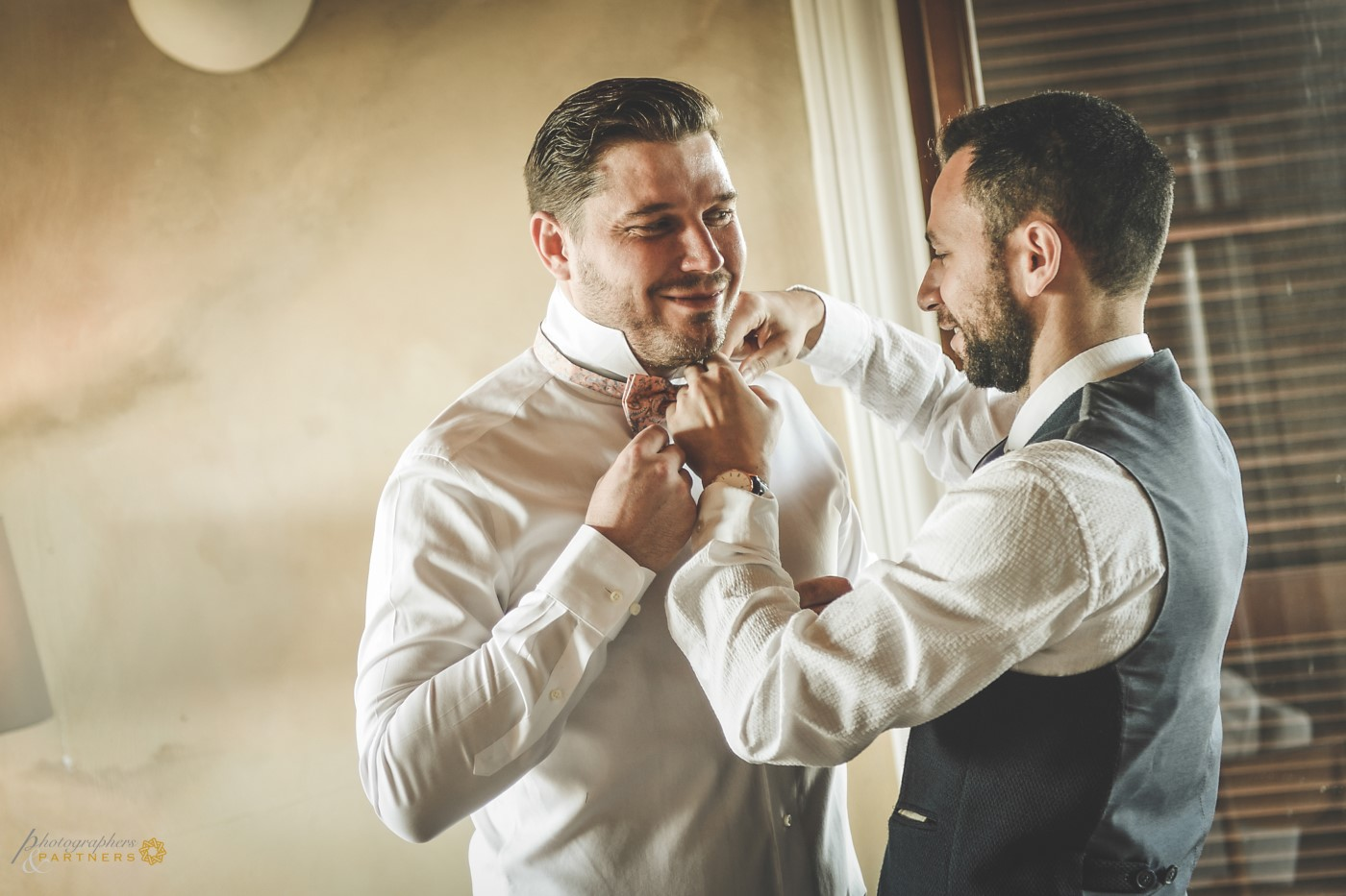🌾 Groom and Best Man preparation 🌾