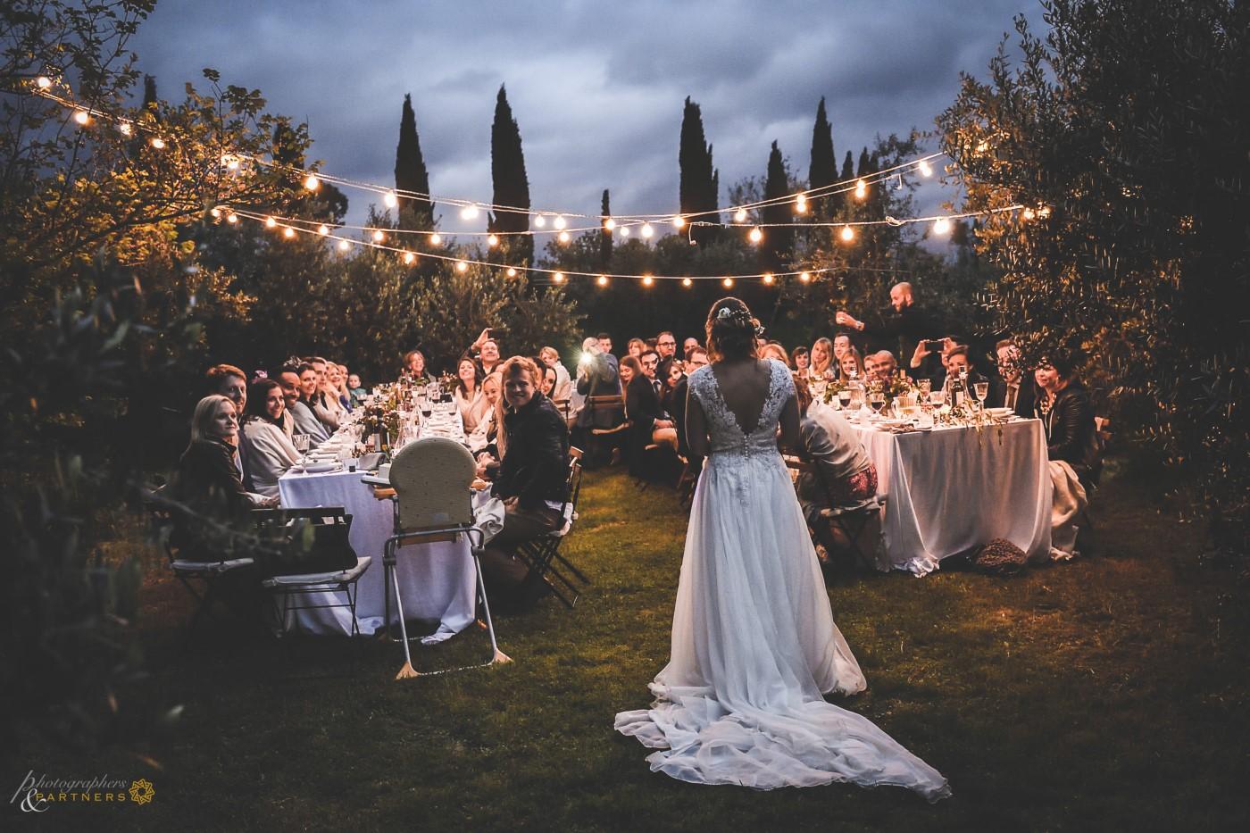 Bride speech 🥂