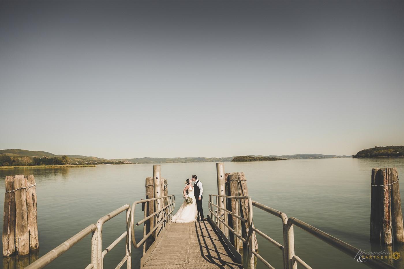 A kiss to the lake 💋