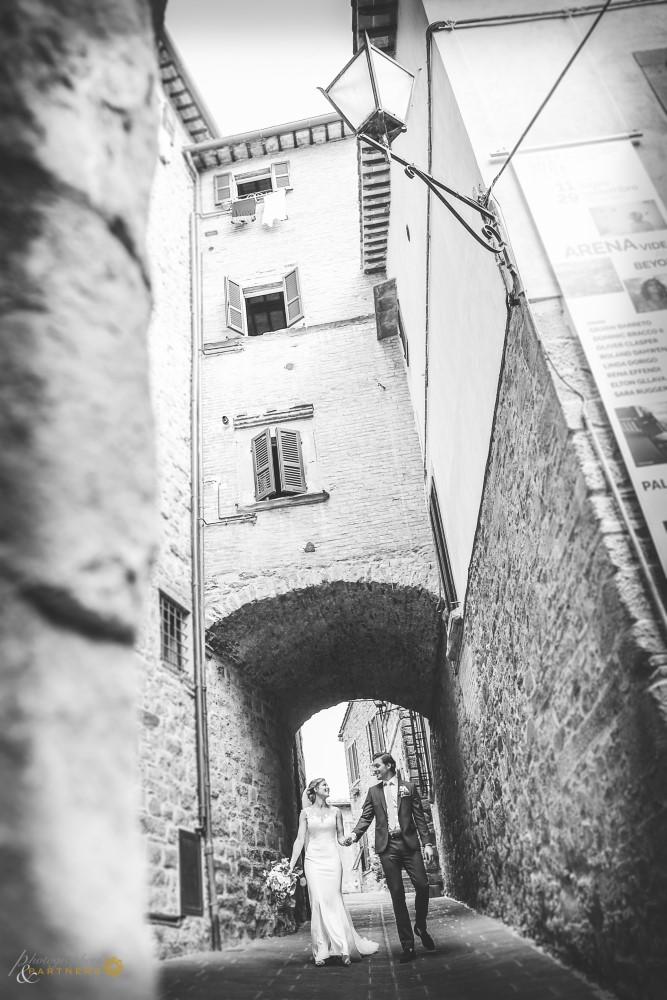 A walk to Cortona.