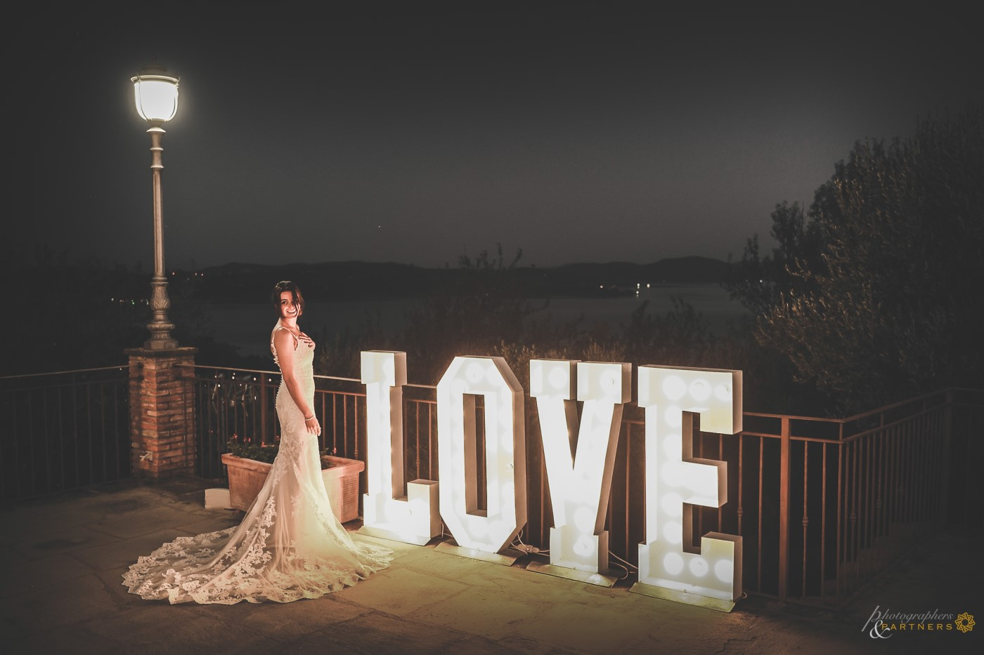 The love light letters.